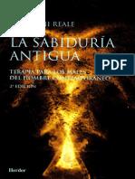 libro   Reale Giovanni -   La Sabiduria Antigua      .pdf