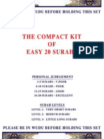 easy 20 short surah