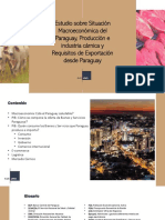 Estudio Macro Paraguay