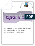 Rapport+de+stage+SOFRENOR