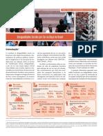IBGE. Desigualdades sociais por cor ou raça no Brasil