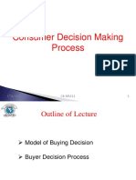 Buying Decision process topic 2