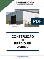 Construção de Prédio Em Jarinu