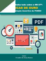 07 DICAS DE OURO SOBRE O PCMSO - NR 07 - Autor Evandro de Souza Ramos.pdf