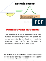 DISTRIBUCION MUESTRAL - CLASE