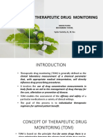 THERAPEUTIC DRUG  MONITORING 7-1-20