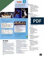 2. Module 2 Talents