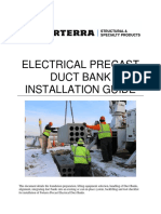 precast_duct_bank_installation_guide