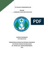 PAPER PCR SAHIDHA IDHAMANCK