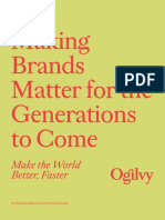 Ogilvy POV Paper - Sustainability