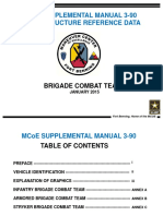 MCoE Supplemental Manual 3-90, Force Structure (2015)