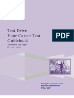Kuder Career Test Resource Guide