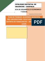 PLAN ACADEMIA MUNICIPAL YANACANCHA CHUPACA.docx