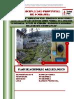 PLAN DE MONITOREO ARQUEOLOGICO SAMBLAS.pdf