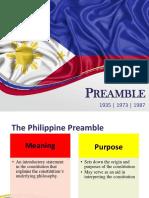 Preamble.ppt