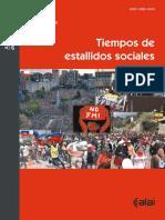 América Latina Tiempos de Estallidos Sociales