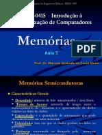 Aula 5 - Memorias Parte 2