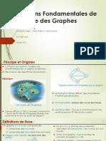 1 - Notions Fondamentales de la Théorie des Graphes