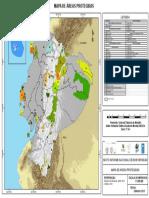 MAPA DE AREAS PROTEGIDAS