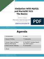 Query Optimization with MySQL 8.0 and MariaDB 10.3_ The Basics - FileId - 160092.pdf