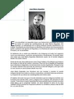 Ensayo - José María Arguedas