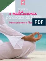 Mini curso de Meditación y Filosofía