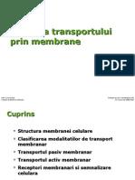 Curs Transport Prin Membrane