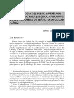 LA IDEOLOGÍA DEL SUEÑO AMERICANO DE MIGRANTES EN CIUDAD JUÁREZ 2019
