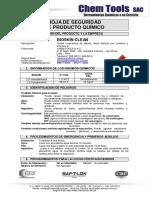 Crema Limpiadora de Manos - BIOSKIN CLEAN - CHEM TOOLS