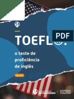 TOEFL o teste de proficiência de ingles