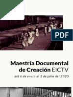 Maestría_Documental_2020