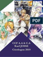 CCF D'ART APPLIQUER KARL JOSSE