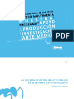 La Construcción del Relato Público en el Binomio Arte-Tecnología.Lira Navarro.2010.pdf