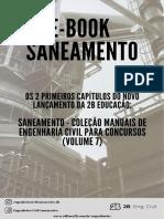 e-Book Manual Saneamento