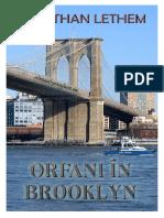 Jonathan Lethem - Orfani in Brooklyn #1.0~5.docx