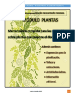MODULO PLANTAS