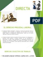 VIA DIRECTA DERECHO LABORAL GUATEMALA