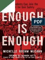 Enough is Enough Excerpt