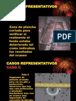 RESULTADOS DE INSPECCION CON METODO MFL PARTE II