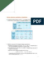 Matematicas Resueltos (Soluciones) Lugares Geométricos.Cónicas 1º Bachillerato C.Naturales