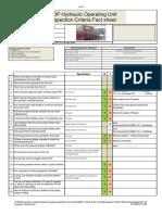 Inspection Sheet Well Control Equipment V3 - HCU