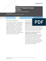 The Forrester Wave™_ Robotic Process Automation, Q4 2019