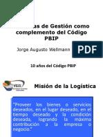 Sistemas de Gestión como complemento del Código PBIP
