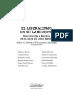 El liberalismo en su laberinto Cap. Rossi