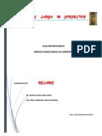 GUIA METODOLOGIA DE DRENAJE LONGITUDINAL. NELAME