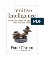 Intuitive Intelligence Excerpt