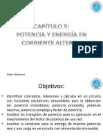 UNIDAD 5 POTENCIA Y ENERGÍA EN CORRIENTE ALTERNA - PRIMERA PARTE-1