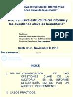Cuestiones Clave de Auditoría - Pinto - Bolivia
