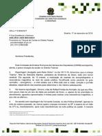 Comissão de Direitos Humanos e Minorias envia documento ao TCDF sobre saúde