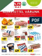 Spar Market Akcios Ujsag 20200109 0115